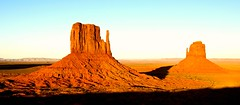 Monument Valley (kmanohar) Tags: sunset arizona usa west monument utah twilight sandstone butte unitedstates du