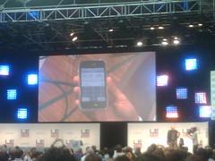 Foursquare de by jack dorsey (twitter founder) @LeWeb