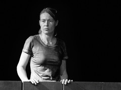 Hiatus  3996 (Lieven SOETE) Tags: brussels people woman art justice theater performance young dramatic diversity bruxelles hiatus  intercultural istudio diversit socioartistic