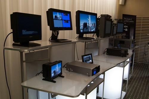 Sony prezentacija