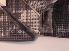 voronoi image projections (nicolas demers-stoddart) Tags: architecture raster voronoi architecturemodel objecturban nicolasdemersstoddart m1studiomcgill topologicalmodel castingplaster castingimage