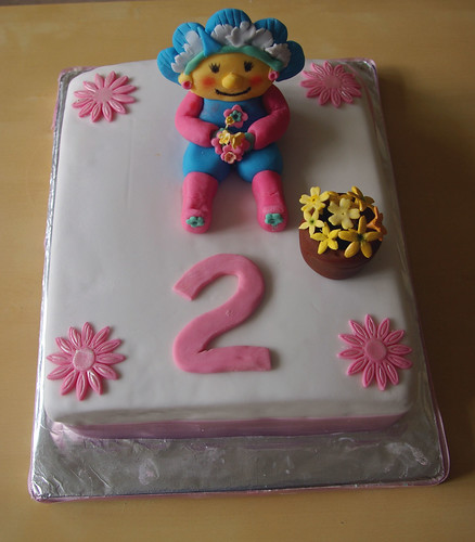 Julies FIFI Cake