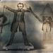 Lincoln Hangs Douglas - Caught on Film