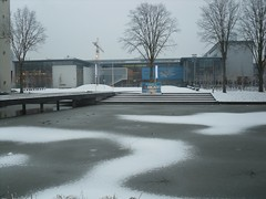 Faculty of Industrial Design Engineering, TU Delft (crwilliams) Tags: snow netherlands delft tudelft date:month=december date:day=17 date:year=2009 date:hour=09 date:wday=thursday