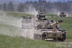 M109A6 Paladin Self Propelled Howitzer (RetiredTraveler) Tags: self propelled paladin howitzer m109a6