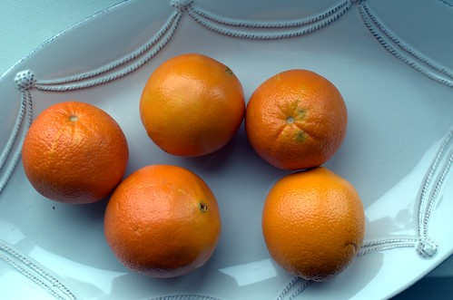 bright, pretty oranges