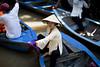 _MG_4677 (Pierre-Emmanuel BOITON) Tags: travel woman colors river boat asia vietnam mekongdelta mekongriver