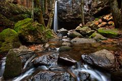 Hedge Creek Falls (Kevin Britton) Tags: california longexposure waterfalls shasta siskiyoucounty hedgecreekfalls