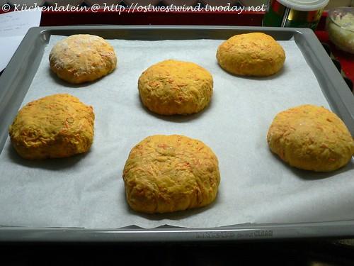 Karotten-Burger-Brötchen mit Kreuzkümmel 001