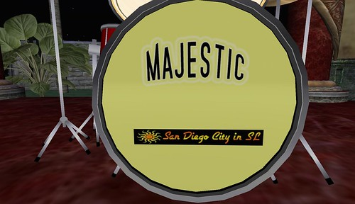 the majestic in virtual world second life
