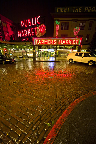 Pike Place, After Hours