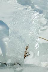 (snoeziesterre) Tags: winter snow ice nature sneeuw nederland natuur marken ijsselmeer ijs ijsschotsen