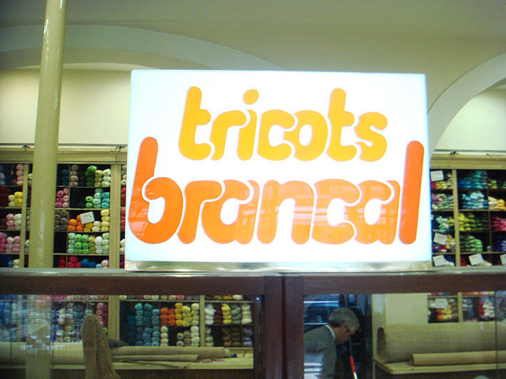 Tricots Brancal in Lisbon