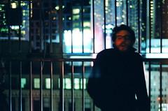 Tokyo Terrors (Charles Griffin Gibson) Tags: newyorkcity brooklyn youth bars drinking williamsburg washingtonheights nikonem lomographycolornegative10035mm