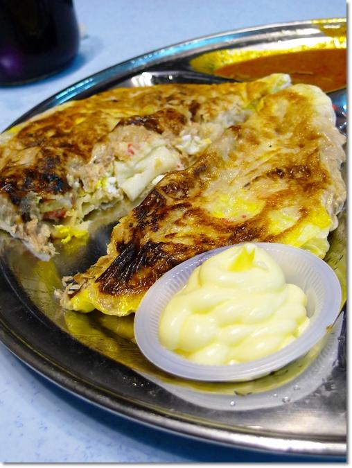 Roti Seafood