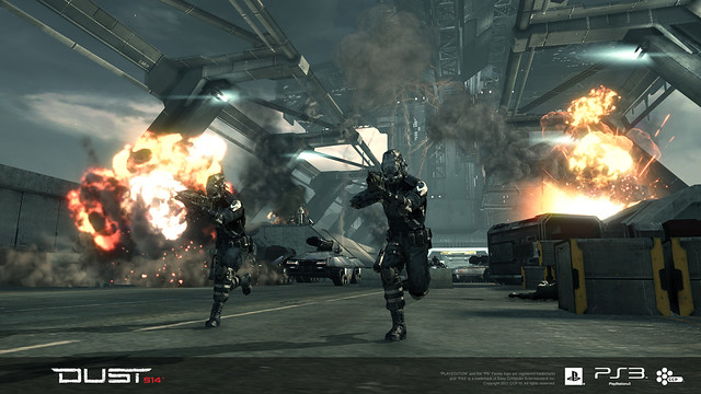 DUST 514 for PS3