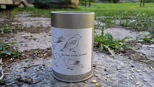 Luxury Birdseed by Rollofunk