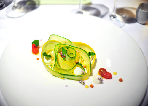 6th Course: Zucchini