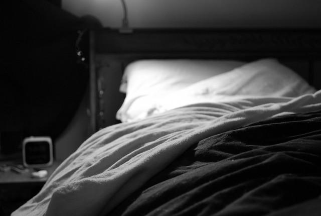 b+w bed