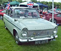 978 Hillman Super Minx (Ser.IV) (1966) (robertknight16) Tags: hillman british 1960s minx superminx rootes lichfield mpe297d