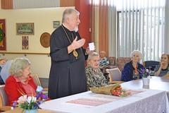 Bishop Peter's visit to Kalyna Care nursing home (catholicukes) Tags: kalyna care bishoppeterstasiuk
