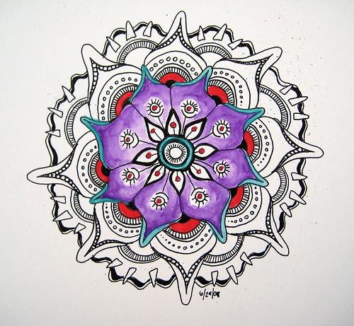 Inspired Mandala