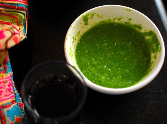 delicious & green