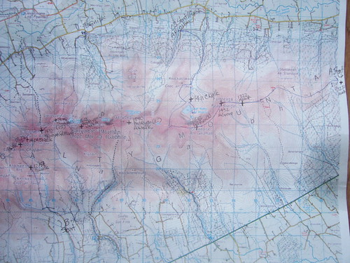 Glen Aherlow Map 31May09