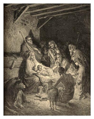 013-La natividad-Gustave Doré