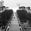 ..farewell.. (ozio-bao) Tags: people paris 20d canon sigma 17 70 bianco nero défense parigi challengeyouwinner