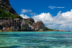 Anse La Source d'Argent (Dan & Luiza from TravelPlusStyle.com) Tags: seychelles ladigue ladigueisland anselasourcedargent