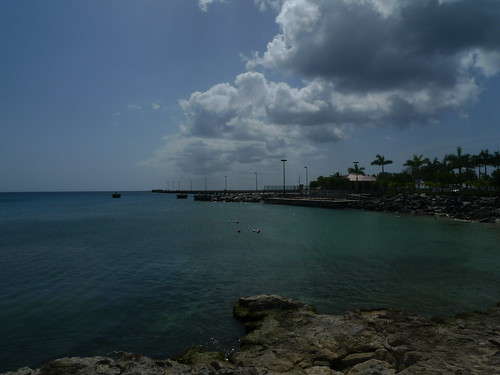 The pier in Frederiksted