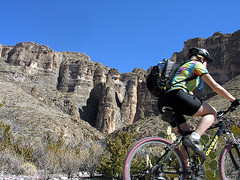 Mountain Bike Big Bend