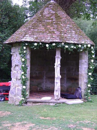The sheep hut