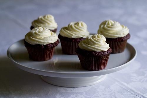 Red velvet cupcakes (I)