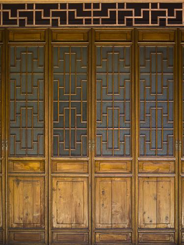 New York Chinese Scholar's Garden - Emerald Hill Pavilion by anadelmann