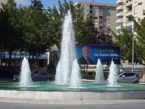 Cartaz de Armindo Costa (PSD/CDS-PP), Famalicão