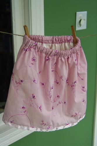 Lazy Days Skirt