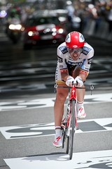 Fabian Cancellara (endorphin75) Tags: france annecy race de cycling tour time stage rad pro tt fabian tourdefrance 18 2009 trial zeitfahren individual uci radrennen protour rundfahrt radsport xoo cancellara radrundfahrt ezf einzelzeitfahren xooradsport wwwxooradsportch