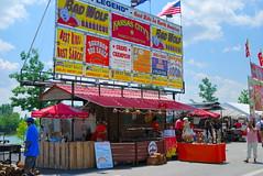 Signs 1930NXa72 (TSphoto1) Tags: street columbus ohio people nikon jazz rib fest d80 nikoncapturenx