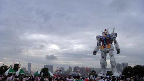 090728 Full-Scale Gundam