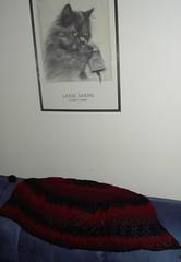 huivikal6A (fairytale_80) Tags: knitting shawl kal