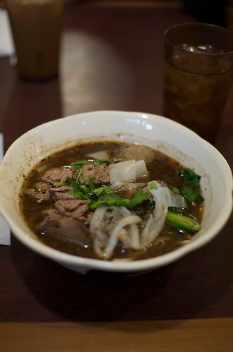 Beef Boat Noodle @ Ord