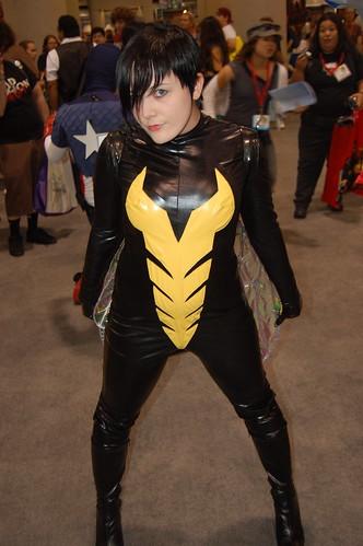 Comic Con 09: Wasp