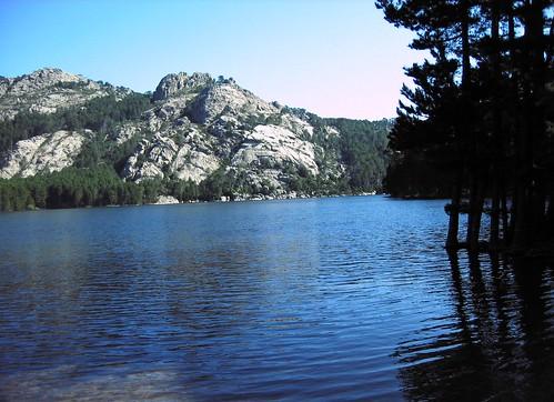 Lac d'U Spidali (Ospedale)