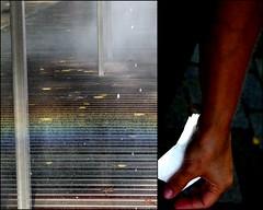 été 2009 (Viou) Tags: paris eau été brume arcenciel chaleur parisplage