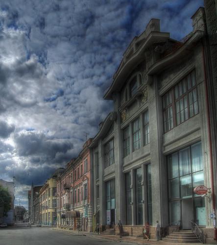 Engels' street