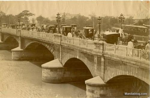 Puente de Espana 1900s