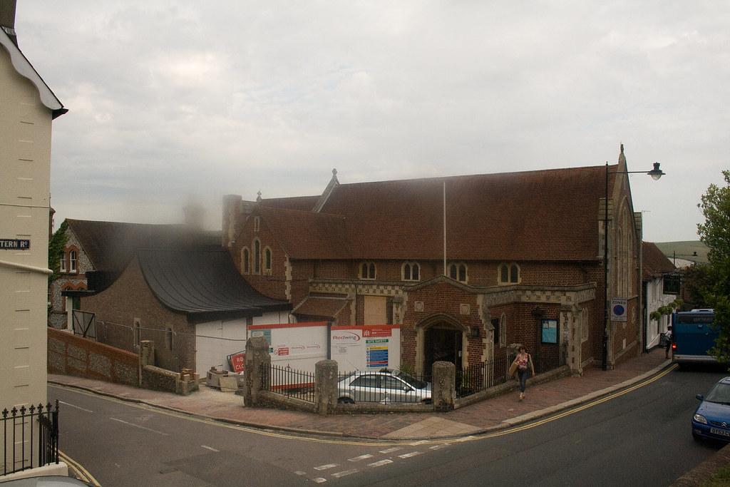 St Pancras Lewes