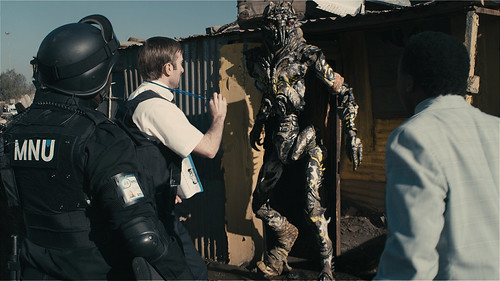 District 9 - Press Kit Photo